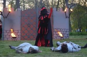 Lovosice - Čarodějnice 2016