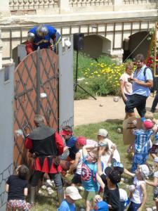 2018-06-09 Mníšek pod Brdy Den na zámku